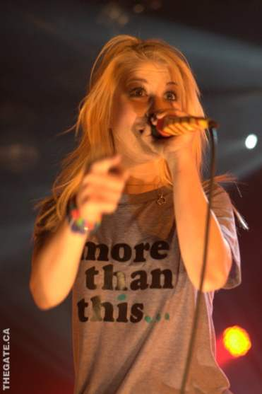 Hayley Williams #4 - Paramore