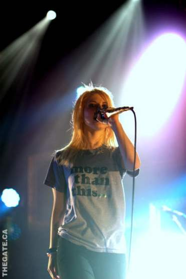 Hayley Williams #3 - Paramore