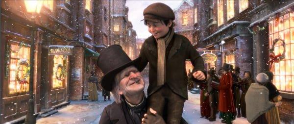 A scene from Disney's 'A-Christmas-Carol'