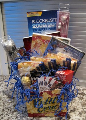 Blockbuster Prize Pack
