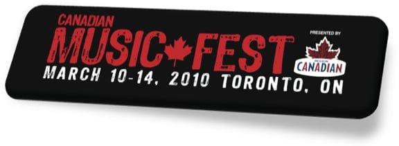Canadian Music Fest 2010