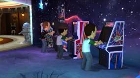 Xbox Live Game Room - Screenshot