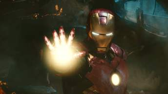 A scene from Iron Man 2