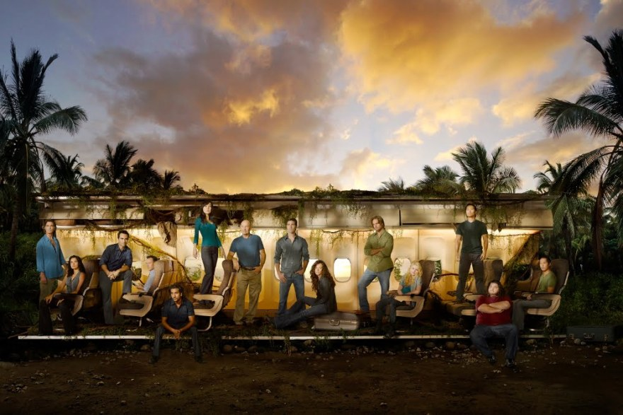 The cast of Lost season 6