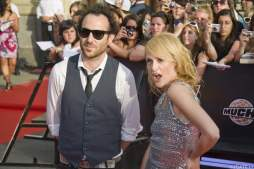 James Shaw and Emily Haines of Metric