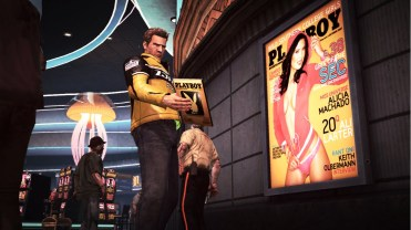 Dead Rising 2 - Playboy magazine