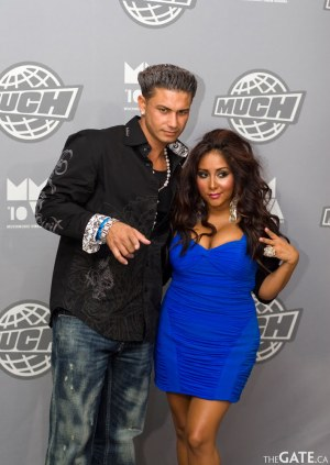 Pauly D and Snooki