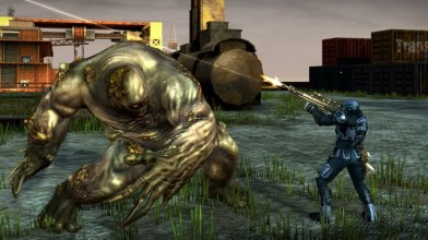 Crackdown 2 mutant fight