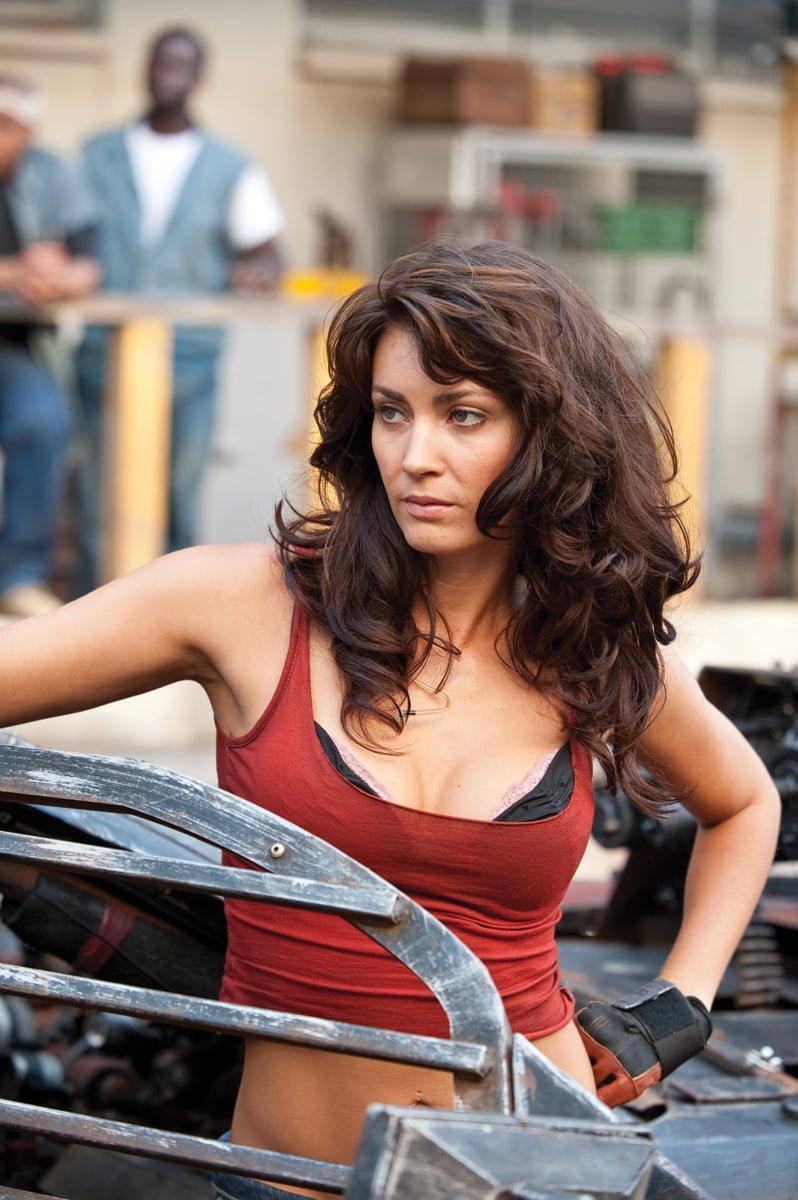 Tanit Phoenix in Death Race 2