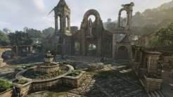 Mercy Courtyard