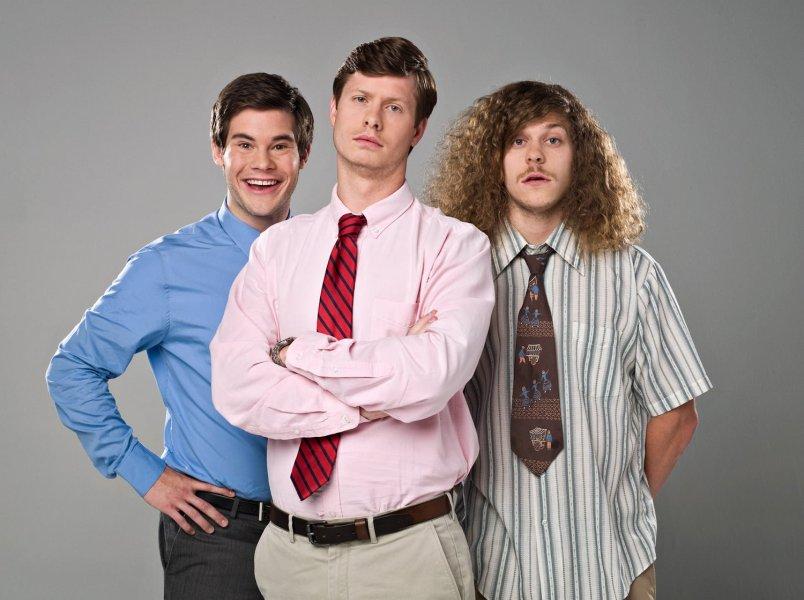 Adam Devine, Anders Holm, and Blake Anderson