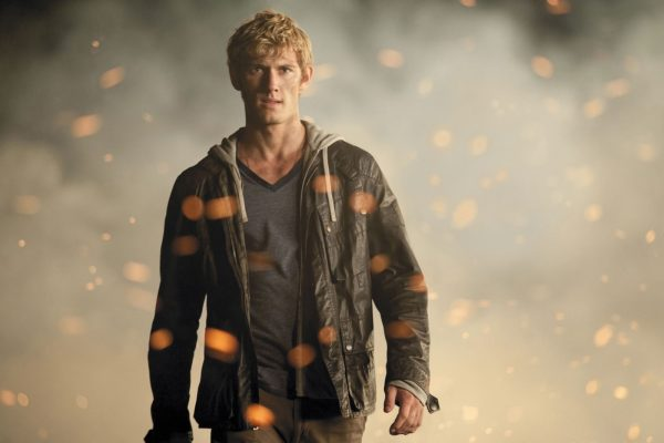 Alex Pettyfer in I Am Number Four