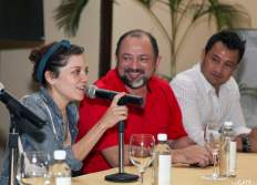 Press Conference: Natalia Lafourcade