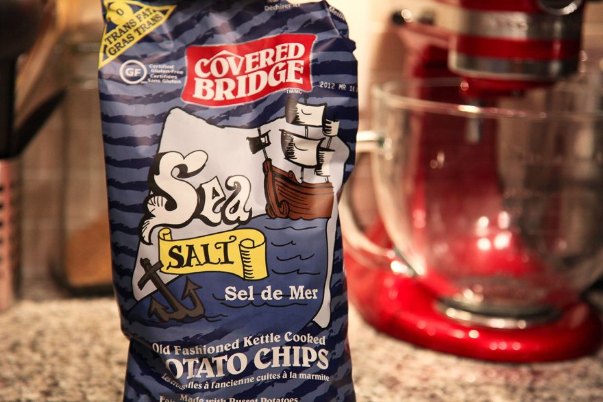 Covered Bridge chips