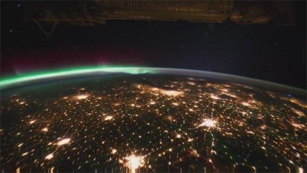 Earth HD video