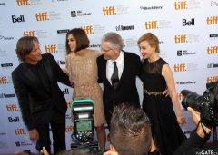 Viggo Mortensen, Keira Knightley, David Cronenberg and Sarah Gadon