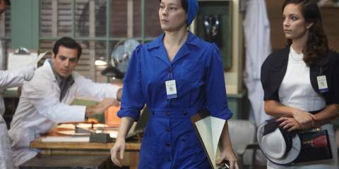 Meg Tilly in Bomb Girls