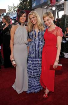 Kristen Wiig, Busy Philipps and Michelle Williams