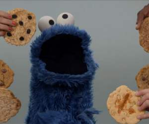 Cookie Monster - Share It Maybe