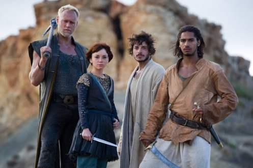 The GATE | Television Review: 'Sinbad' starring Elliot Knight