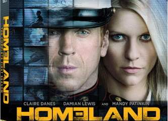 Homeland Season 1 on Blu-ray