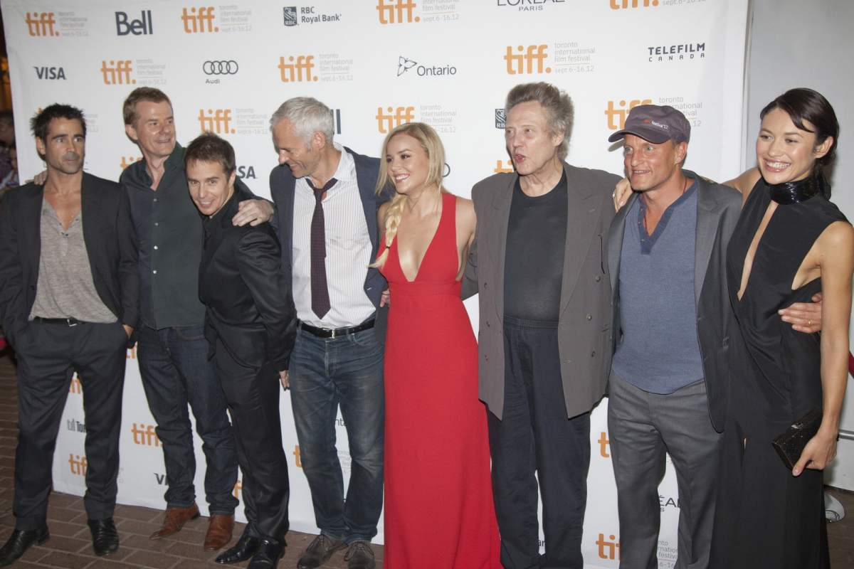 Cast of Seven Psychopaths