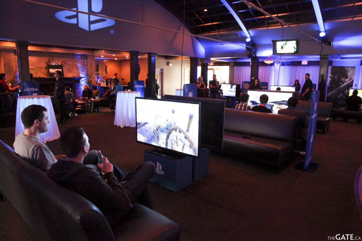 PlayStation holiday event