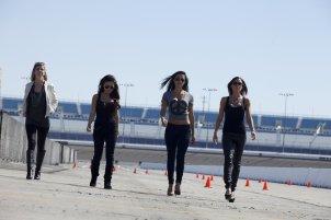 Bachelorettes Sophie, Gabrielle, Kara and Whitney