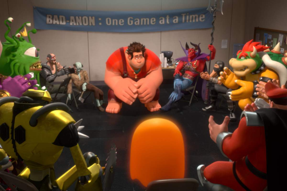 Bad-Anon from Wreck-It-Ralph