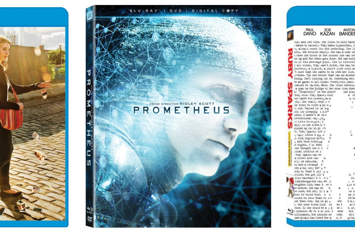 Fox Giveaway - Lola Versus, Prometheus, and Ruby Sparks