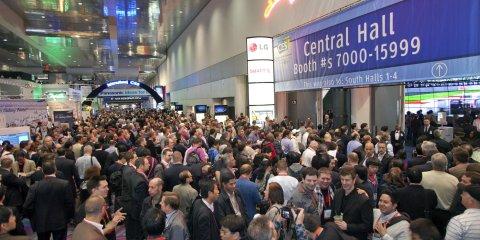 CES 2012 - Show Floor