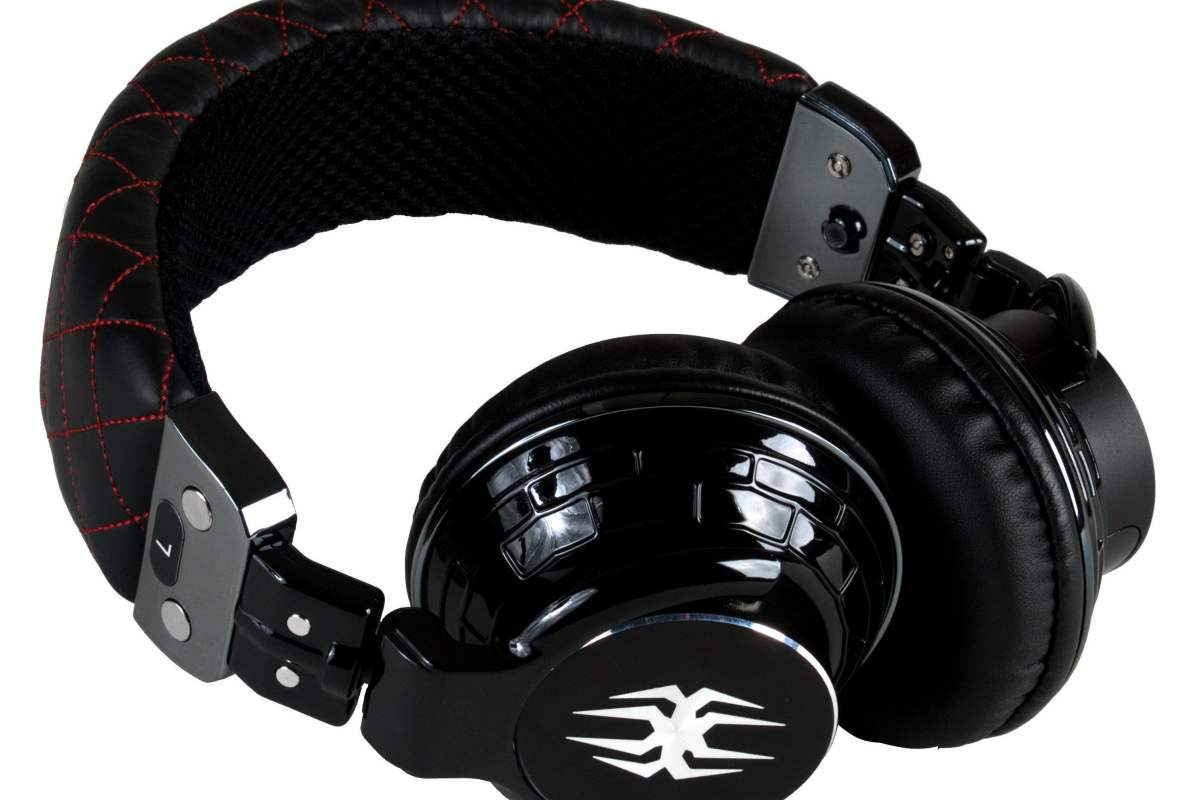 Spider PowerForce headphones