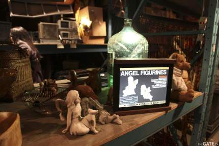 Artifacts - Angel Figurines