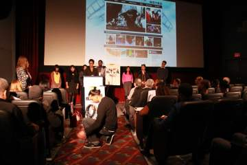 ReelWorld Film Festival press conference