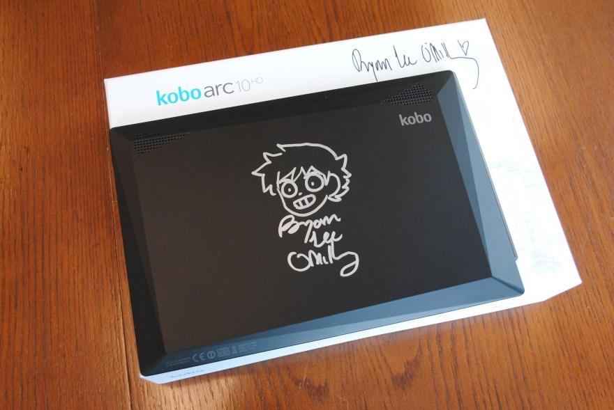 Kobo Arc 10HD
