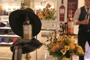 Scotch on display at Harry Rosen