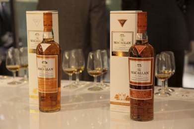 The Macallan Sienna and Ruby
