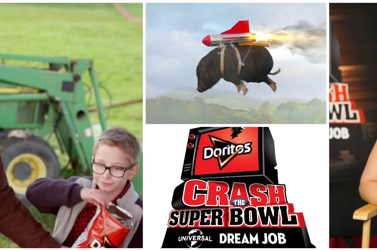 Doritos Crash The Super Bowl 2015