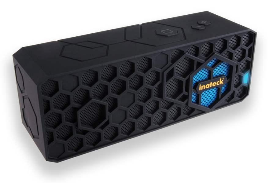 Inateck Mini HiFi Bluetooth speaker
