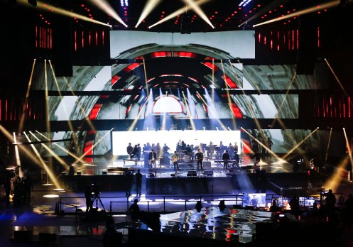 Setting the stage for the 2015 Juno Awards