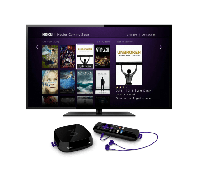 Roku 3 and Coming Soon