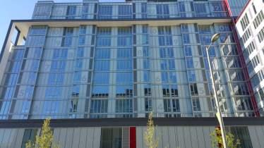 Canadian Athletes residence - Pan Am