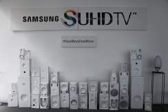 Samsung More Room - Speaker Wall