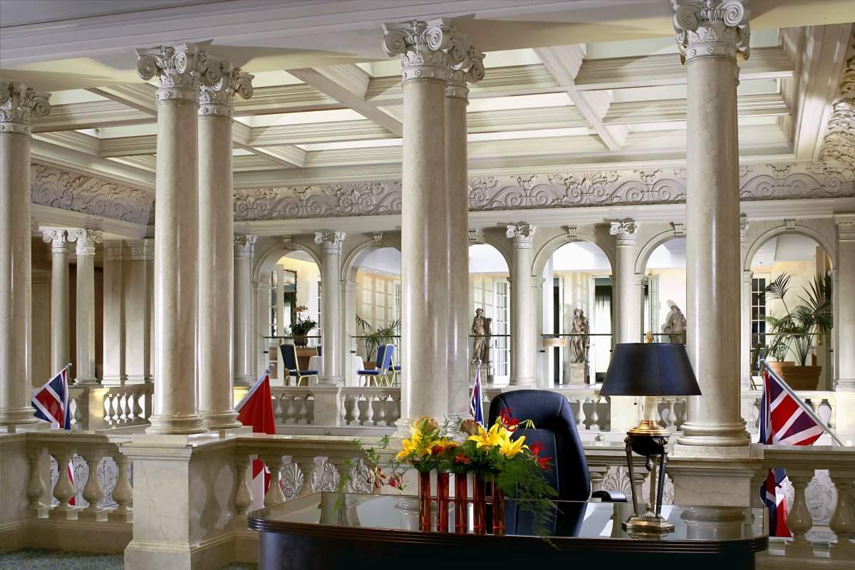 Omni King Edward Hotel - 2nd Floor Foyer
