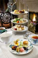 Omni King Edward Hotel - High tea