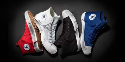 Chuck Taylor All Star II - Hi-Tops
