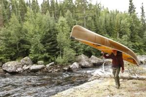 Quetico Olifaunt Lake - Cedric Portage