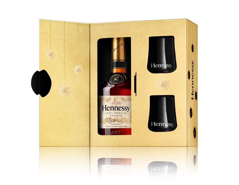 Hennessy Holiday Box
