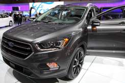 2017 Ford Escape Platinum