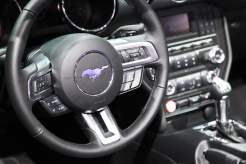 2016 Ford Mustang V6 Convertible dashboard